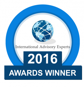 International Advisory Experts Awards Winner Logo